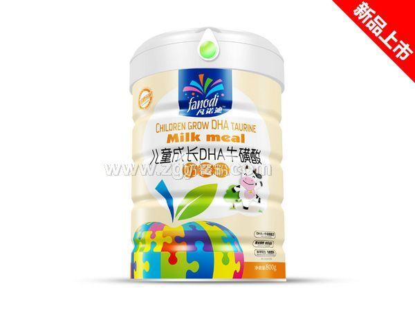 儿童成长DHA牛磺酸奶餐粉