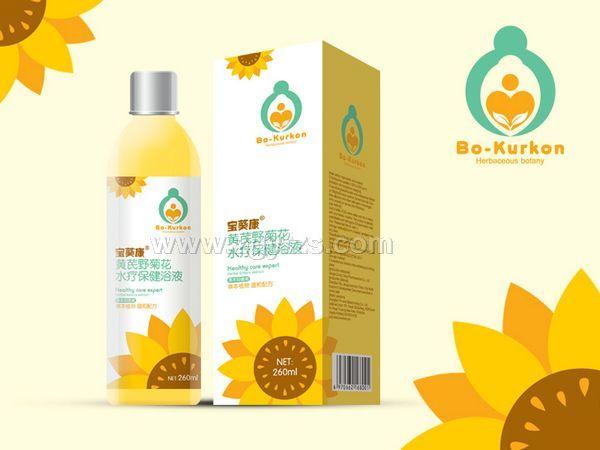 黄芪野菊花水疗保健浴液