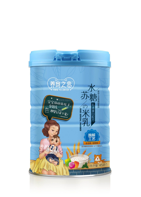水苏糖米乳