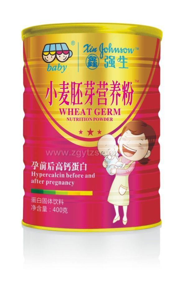 小麦胚芽营养粉孕前后高钙蛋白