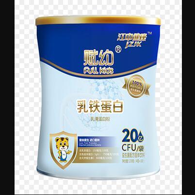 赋幼乳铁蛋白乳清蛋白粉(罐)