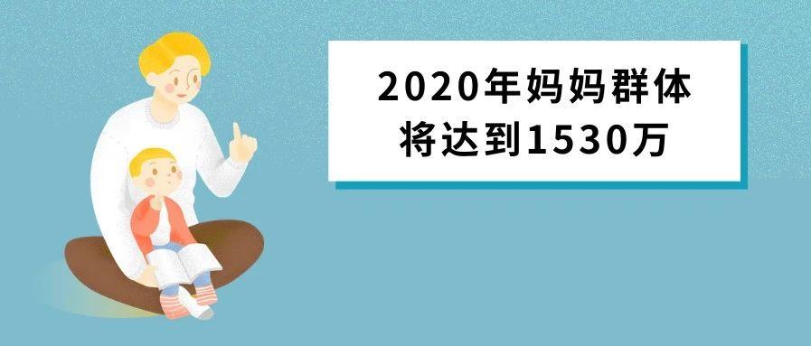 2020年中国妈妈群体行为洞察报告
