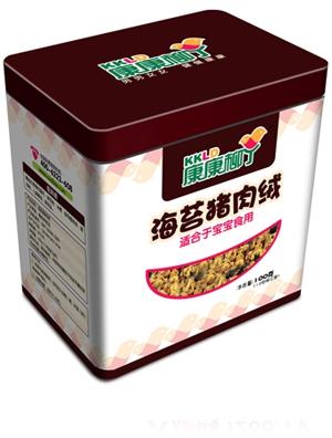 康康柳丁香菇鸡肉绒