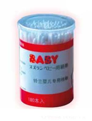 BABY纸轴棉棒