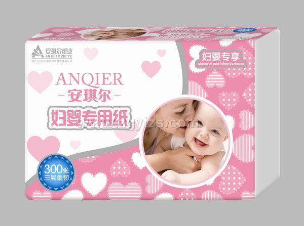 安琪尔妇婴专用纸 300张