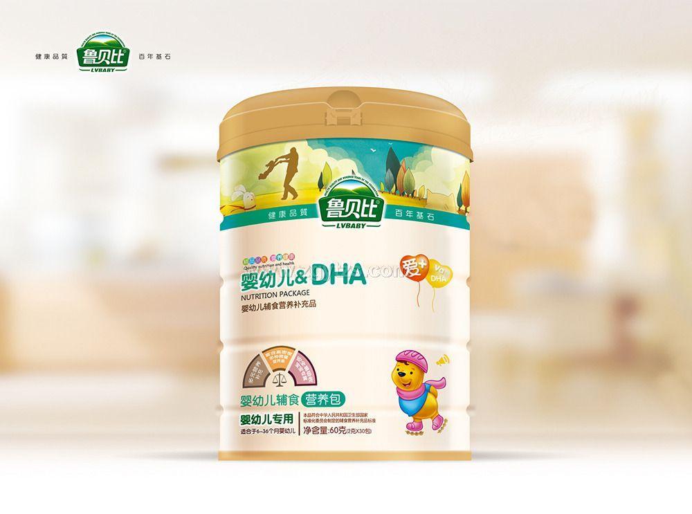 婴幼儿专用DHA