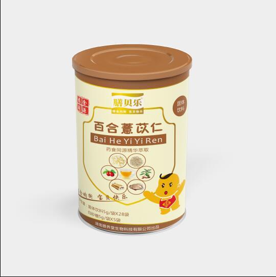 百合薏苡仁固体饮料