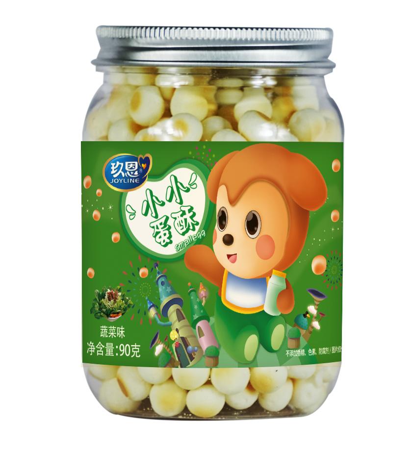 玖恩90克蔬菜味