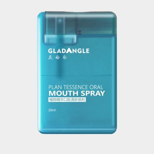 安格乐植物精华口腔清新喷剂