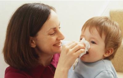 几个小妙招帮助孩子解决冬季鼻塞
