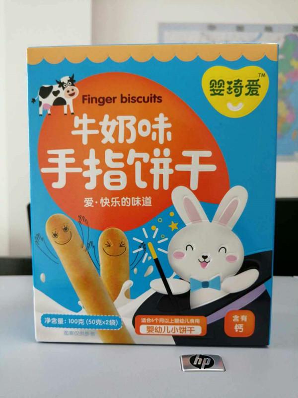 手指饼干牛奶味