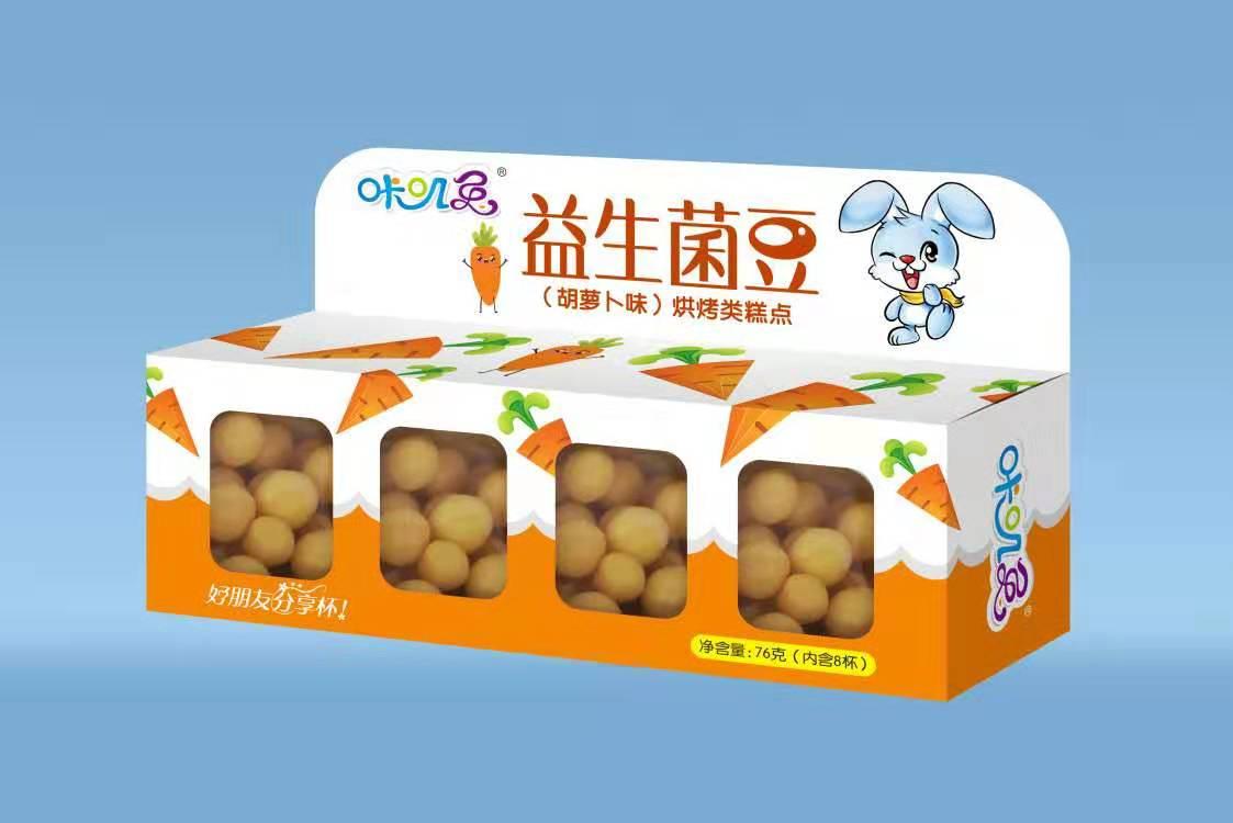 咔叽兔益生菌豆胡萝卜味