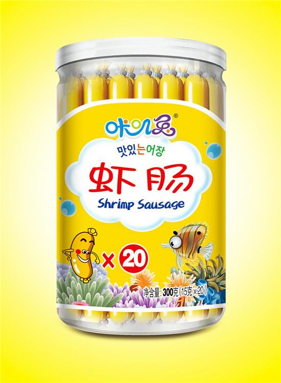 咔叽兔虾肠灌装