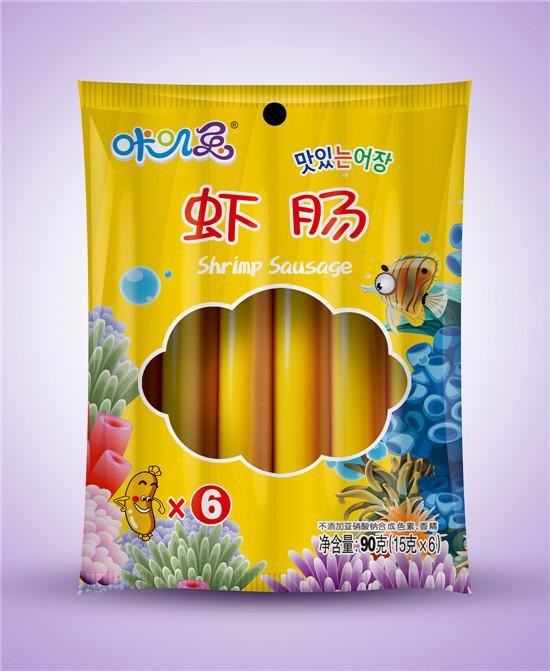 咔叽兔虾肠